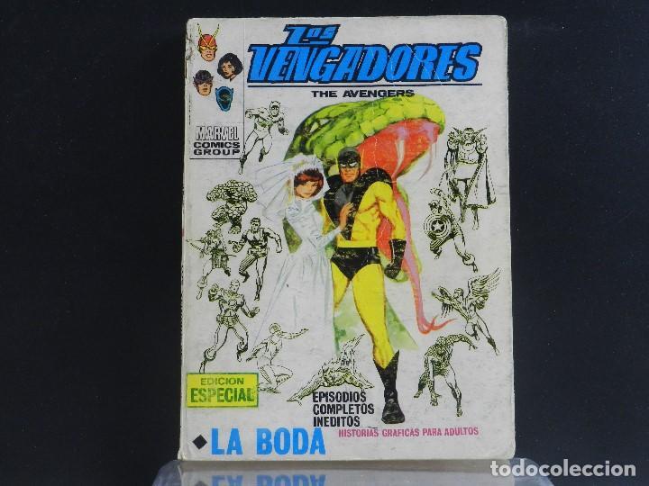 Cómics: LOS VENGADORES, EDICIONES VERTICE, VOLUMEN 1, COLECCIÓN COMPLETA. - Foto 55 - 158990498