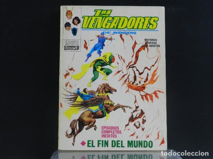 Cómics: LOS VENGADORES, EDICIONES VERTICE, VOLUMEN 1, COLECCIÓN COMPLETA. - Foto 57 - 158990498