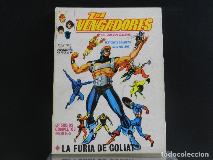 Cómics: LOS VENGADORES, EDICIONES VERTICE, VOLUMEN 1, COLECCIÓN COMPLETA. - Foto 59 - 158990498