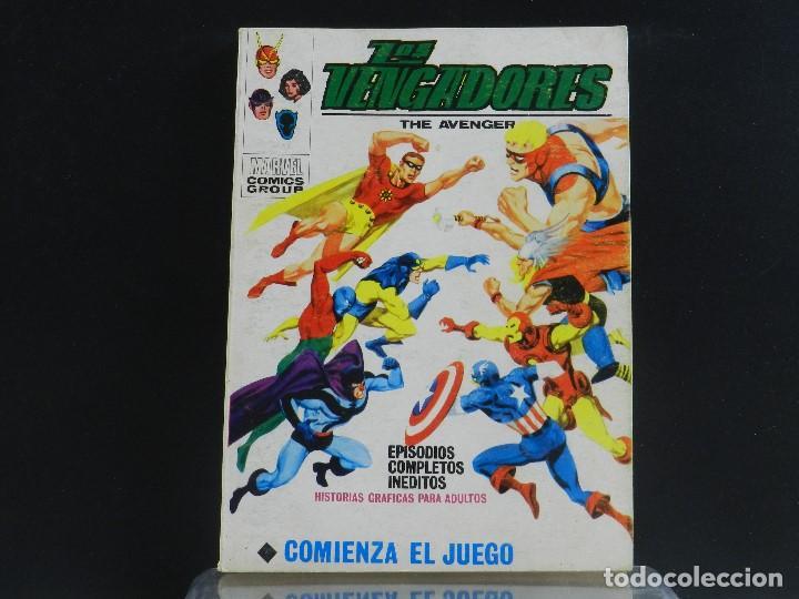 Cómics: LOS VENGADORES, EDICIONES VERTICE, VOLUMEN 1, COLECCIÓN COMPLETA. - Foto 63 - 158990498