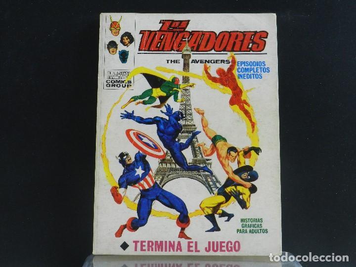 Cómics: LOS VENGADORES, EDICIONES VERTICE, VOLUMEN 1, COLECCIÓN COMPLETA. - Foto 65 - 158990498