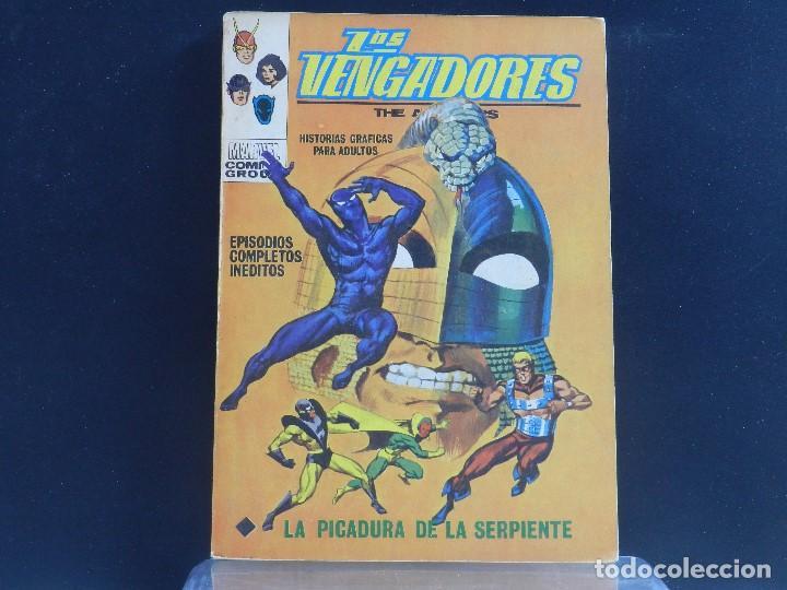 Cómics: LOS VENGADORES, EDICIONES VERTICE, VOLUMEN 1, COLECCIÓN COMPLETA. - Foto 67 - 158990498