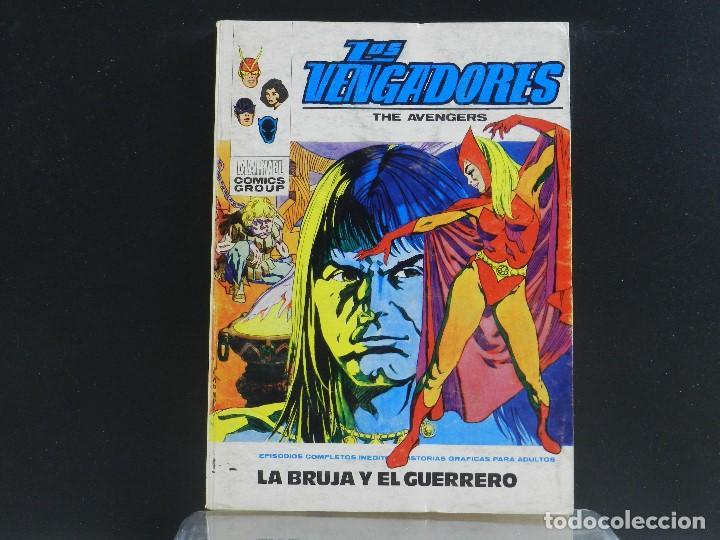 Cómics: LOS VENGADORES, EDICIONES VERTICE, VOLUMEN 1, COLECCIÓN COMPLETA. - Foto 69 - 158990498