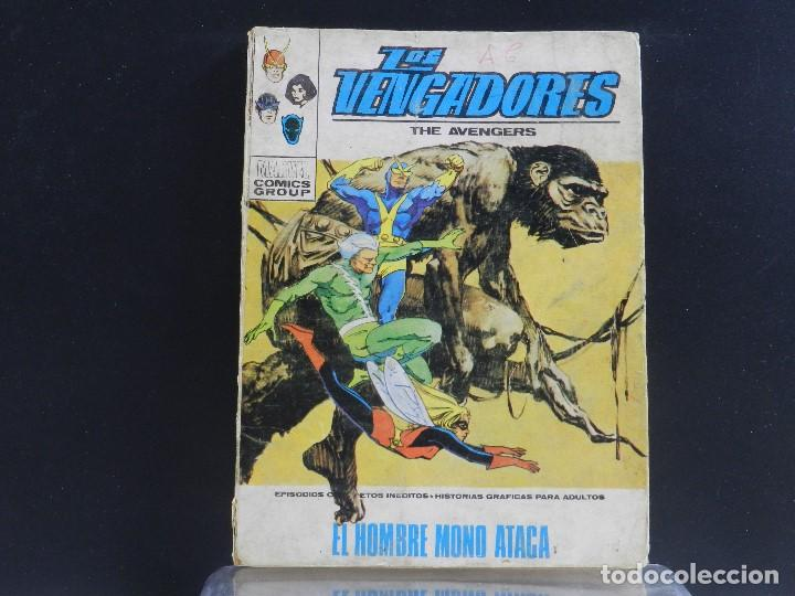 Cómics: LOS VENGADORES, EDICIONES VERTICE, VOLUMEN 1, COLECCIÓN COMPLETA. - Foto 71 - 158990498