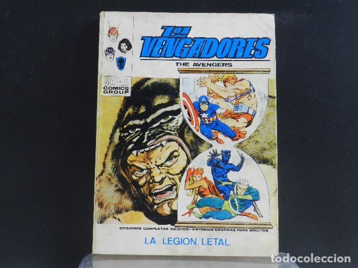 Cómics: LOS VENGADORES, EDICIONES VERTICE, VOLUMEN 1, COLECCIÓN COMPLETA. - Foto 73 - 158990498