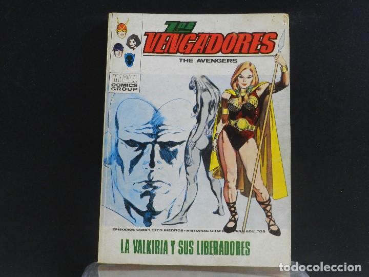 Cómics: LOS VENGADORES, EDICIONES VERTICE, VOLUMEN 1, COLECCIÓN COMPLETA. - Foto 77 - 158990498