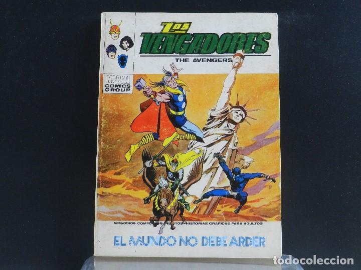 Cómics: LOS VENGADORES, EDICIONES VERTICE, VOLUMEN 1, COLECCIÓN COMPLETA. - Foto 79 - 158990498