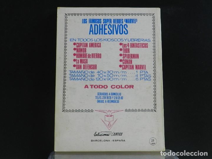 Cómics: LOS VENGADORES, EDICIONES VERTICE, VOLUMEN 1, COLECCIÓN COMPLETA. - Foto 80 - 158990498