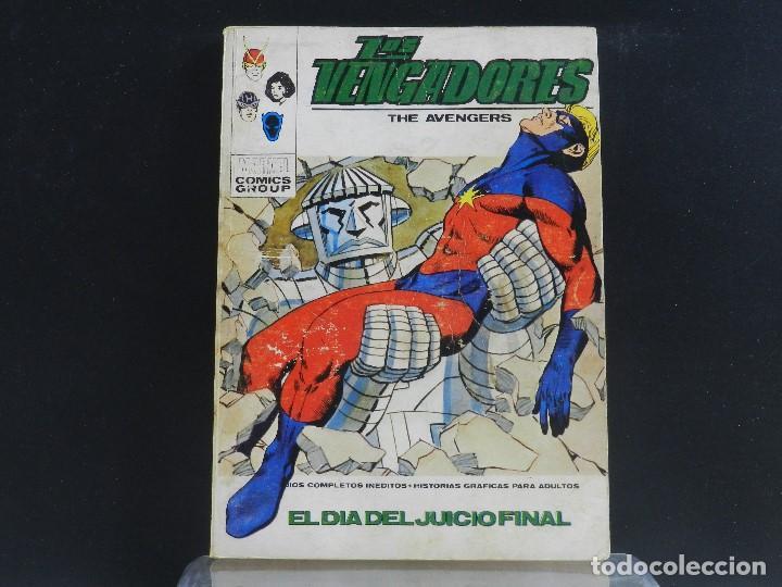 Cómics: LOS VENGADORES, EDICIONES VERTICE, VOLUMEN 1, COLECCIÓN COMPLETA. - Foto 83 - 158990498