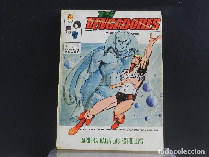 Cómics: LOS VENGADORES, EDICIONES VERTICE, VOLUMEN 1, COLECCIÓN COMPLETA. - Foto 85 - 158990498