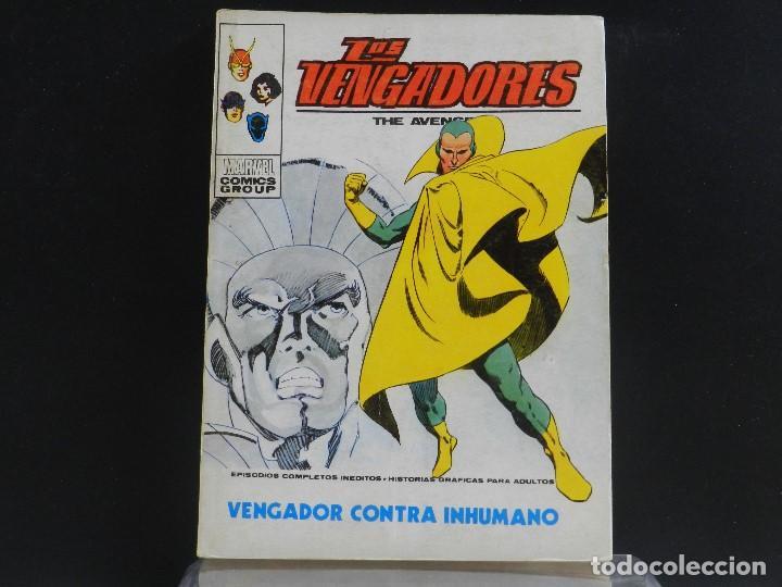 Cómics: LOS VENGADORES, EDICIONES VERTICE, VOLUMEN 1, COLECCIÓN COMPLETA. - Foto 89 - 158990498