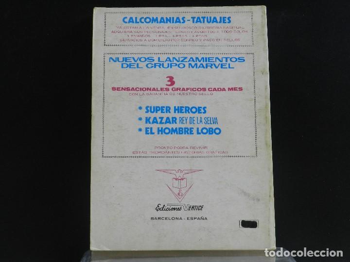 Cómics: LOS VENGADORES, EDICIONES VERTICE, VOLUMEN 1, COLECCIÓN COMPLETA. - Foto 90 - 158990498