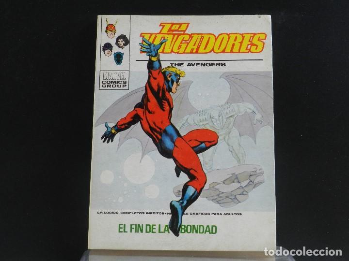 Cómics: LOS VENGADORES, EDICIONES VERTICE, VOLUMEN 1, COLECCIÓN COMPLETA. - Foto 91 - 158990498