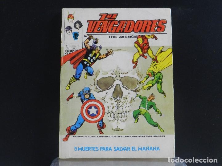Cómics: LOS VENGADORES, EDICIONES VERTICE, VOLUMEN 1, COLECCIÓN COMPLETA. - Foto 95 - 158990498
