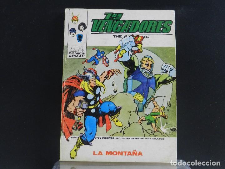 Cómics: LOS VENGADORES, EDICIONES VERTICE, VOLUMEN 1, COLECCIÓN COMPLETA. - Foto 97 - 158990498