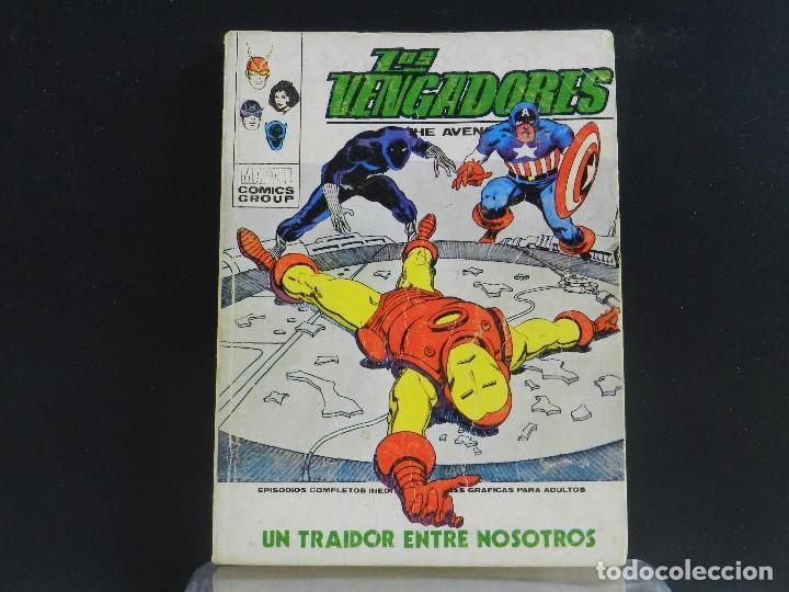 Cómics: LOS VENGADORES, EDICIONES VERTICE, VOLUMEN 1, COLECCIÓN COMPLETA. - Foto 99 - 158990498