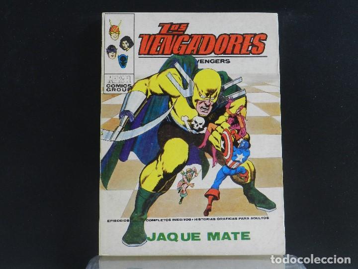 Cómics: LOS VENGADORES, EDICIONES VERTICE, VOLUMEN 1, COLECCIÓN COMPLETA. - Foto 101 - 158990498