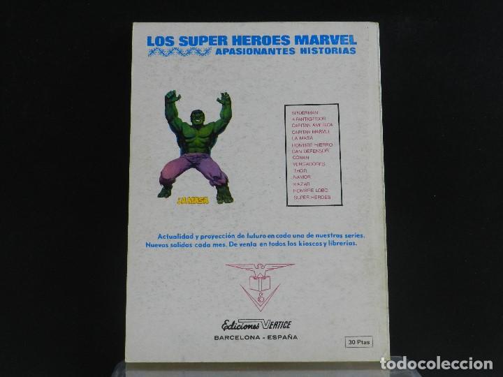 Cómics: LOS VENGADORES, EDICIONES VERTICE, VOLUMEN 1, COLECCIÓN COMPLETA. - Foto 102 - 158990498