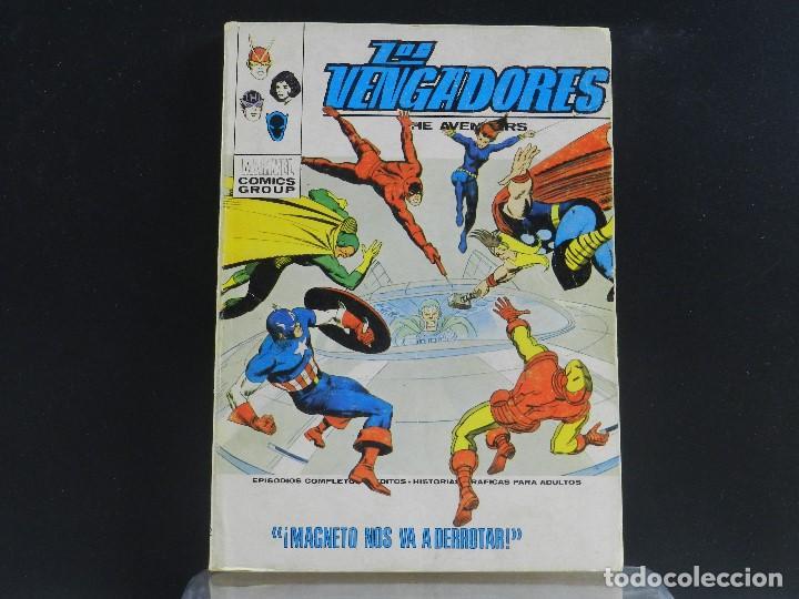 Cómics: LOS VENGADORES, EDICIONES VERTICE, VOLUMEN 1, COLECCIÓN COMPLETA. - Foto 105 - 158990498