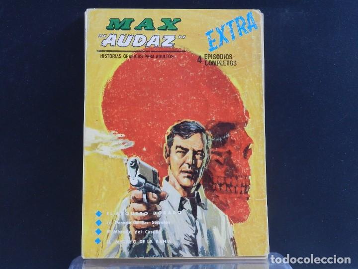 Cómics: MAX AUDAZ, EDICIONES VERTICE, COLECCIÓN COMPLETA. - Foto 2 - 158990986