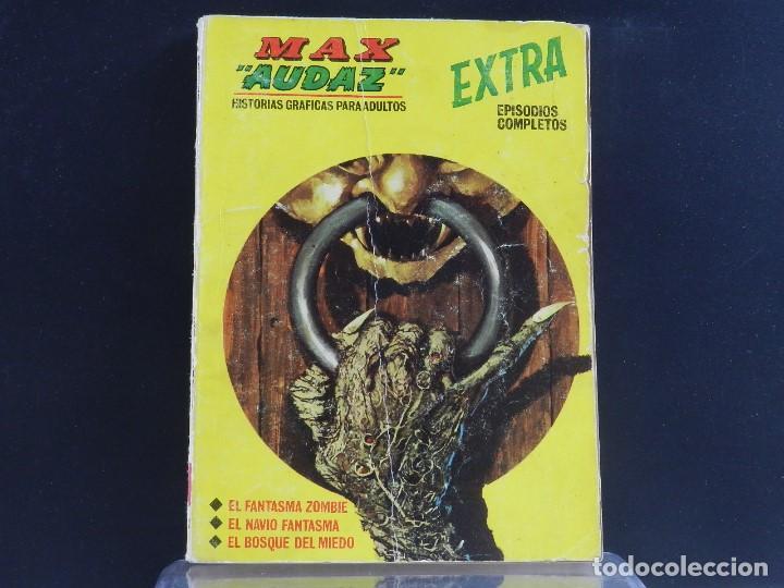 Cómics: MAX AUDAZ, EDICIONES VERTICE, COLECCIÓN COMPLETA. - Foto 4 - 158990986