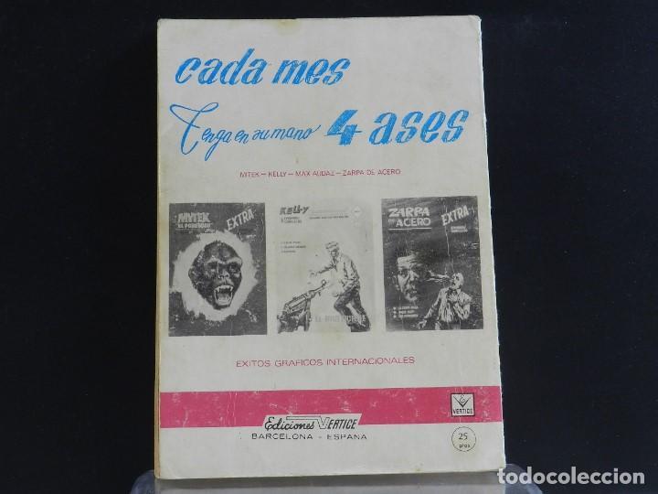 Cómics: MAX AUDAZ, EDICIONES VERTICE, COLECCIÓN COMPLETA. - Foto 5 - 158990986