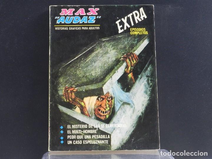Cómics: MAX AUDAZ, EDICIONES VERTICE, COLECCIÓN COMPLETA. - Foto 6 - 158990986