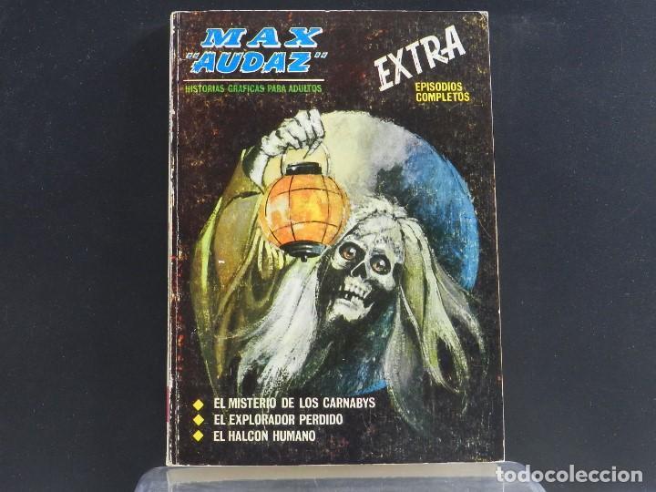 Cómics: MAX AUDAZ, EDICIONES VERTICE, COLECCIÓN COMPLETA. - Foto 8 - 158990986
