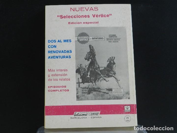 Cómics: MAX AUDAZ, EDICIONES VERTICE, COLECCIÓN COMPLETA. - Foto 9 - 158990986