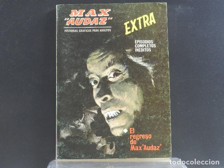 Cómics: MAX AUDAZ, EDICIONES VERTICE, COLECCIÓN COMPLETA. - Foto 14 - 158990986