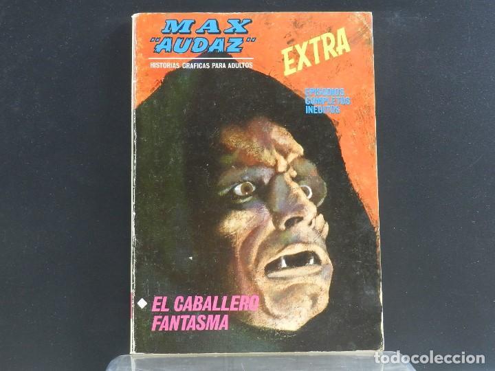 Cómics: MAX AUDAZ, EDICIONES VERTICE, COLECCIÓN COMPLETA. - Foto 16 - 158990986