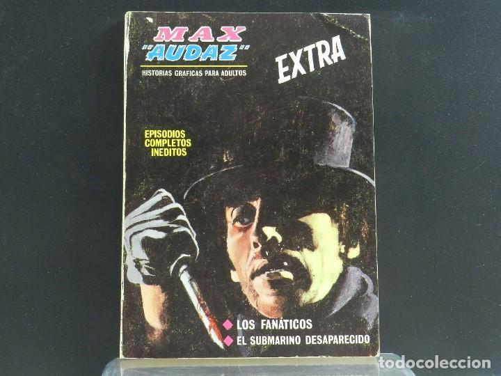 Cómics: MAX AUDAZ, EDICIONES VERTICE, COLECCIÓN COMPLETA. - Foto 18 - 158990986