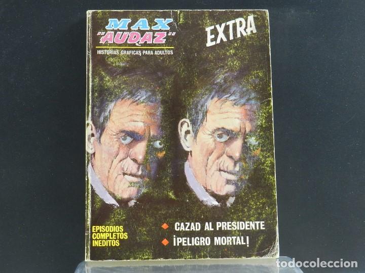 Cómics: MAX AUDAZ, EDICIONES VERTICE, COLECCIÓN COMPLETA. - Foto 20 - 158990986