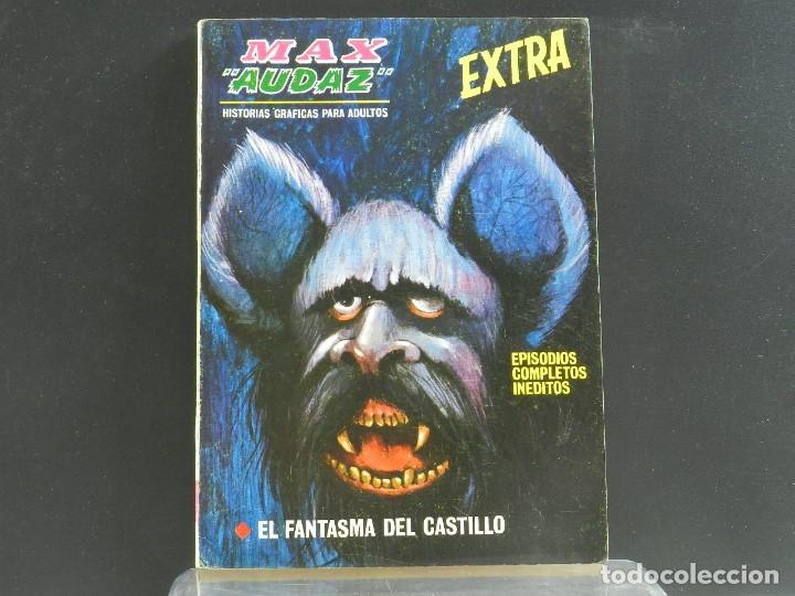 Cómics: MAX AUDAZ, EDICIONES VERTICE, COLECCIÓN COMPLETA. - Foto 22 - 158990986