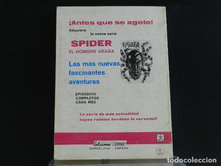 Cómics: MAX AUDAZ, EDICIONES VERTICE, COLECCIÓN COMPLETA. - Foto 25 - 158990986