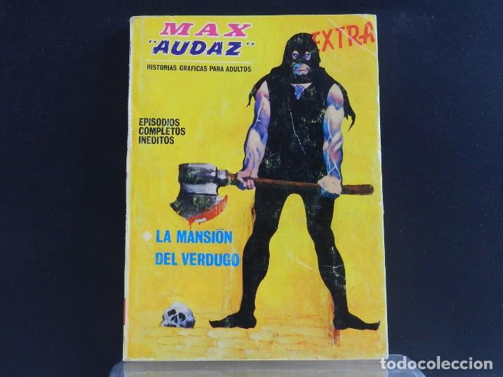 Cómics: MAX AUDAZ, EDICIONES VERTICE, COLECCIÓN COMPLETA. - Foto 26 - 158990986