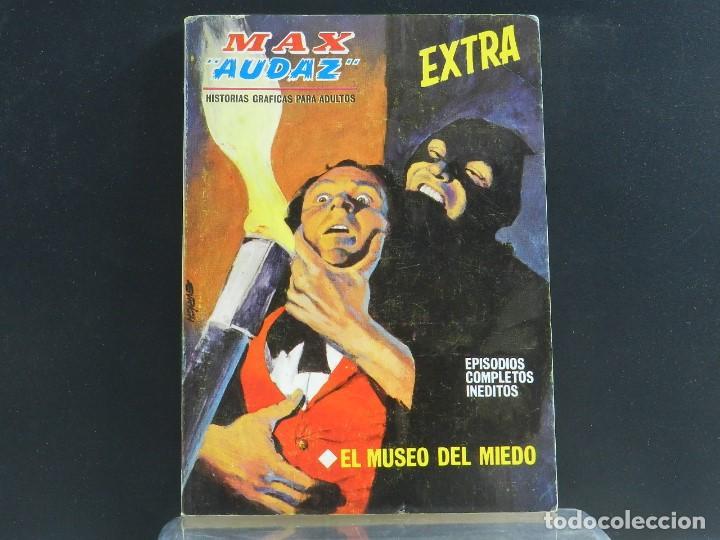 Cómics: MAX AUDAZ, EDICIONES VERTICE, COLECCIÓN COMPLETA. - Foto 28 - 158990986