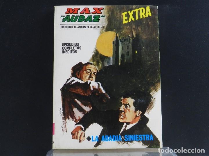 Cómics: MAX AUDAZ, EDICIONES VERTICE, COLECCIÓN COMPLETA. - Foto 30 - 158990986