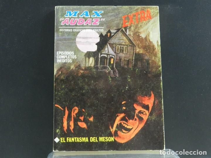 Cómics: MAX AUDAZ, EDICIONES VERTICE, COLECCIÓN COMPLETA. - Foto 32 - 158990986