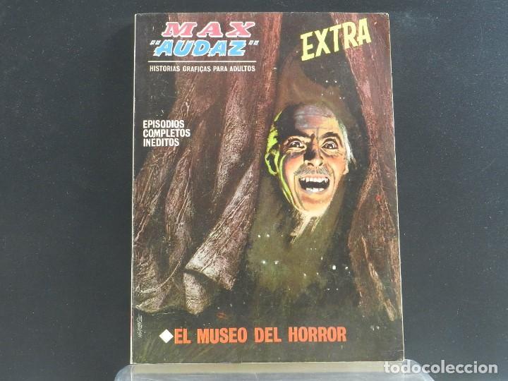 Cómics: MAX AUDAZ, EDICIONES VERTICE, COLECCIÓN COMPLETA. - Foto 34 - 158990986