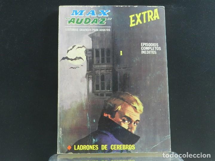 Cómics: MAX AUDAZ, EDICIONES VERTICE, COLECCIÓN COMPLETA. - Foto 36 - 158990986