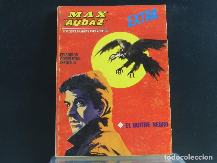 Cómics: MAX AUDAZ, EDICIONES VERTICE, COLECCIÓN COMPLETA. - Foto 38 - 158990986