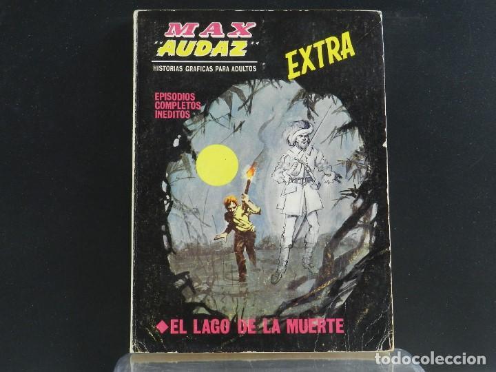 Cómics: MAX AUDAZ, EDICIONES VERTICE, COLECCIÓN COMPLETA. - Foto 40 - 158990986