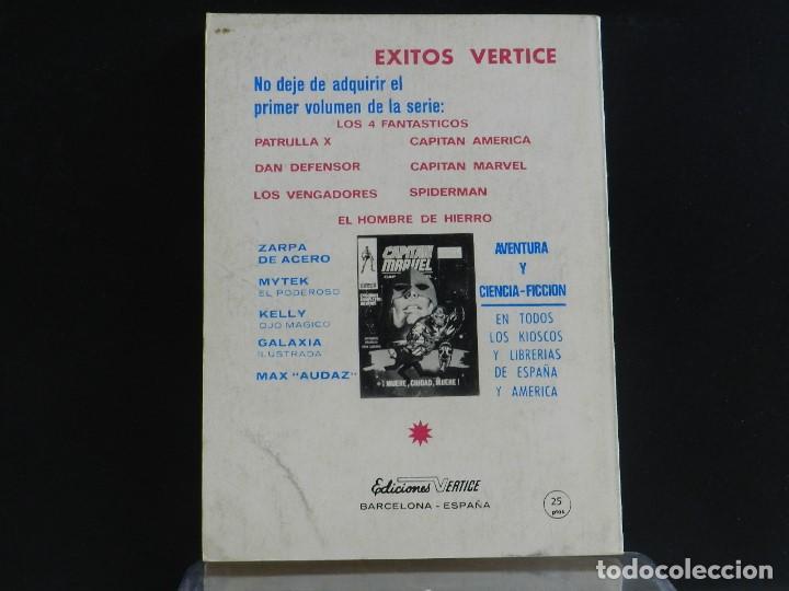 Cómics: MAX AUDAZ, EDICIONES VERTICE, COLECCIÓN COMPLETA. - Foto 41 - 158990986