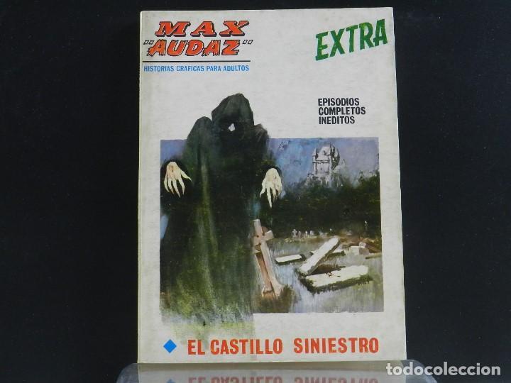 Cómics: MAX AUDAZ, EDICIONES VERTICE, COLECCIÓN COMPLETA. - Foto 42 - 158990986