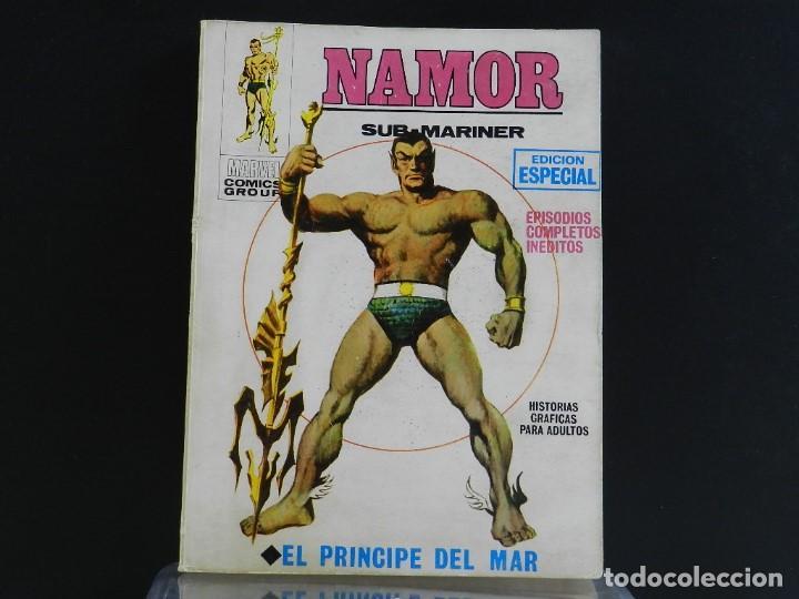 Cómics: NAMOR, EDICIONES VERTICE, VOLUMEN 1, COLECCIÓN COMPLETA. - Foto 2 - 158991670