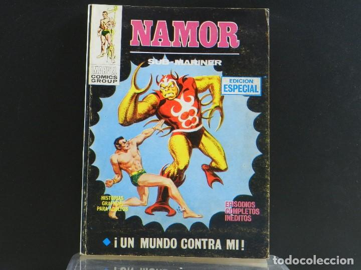 Cómics: NAMOR, EDICIONES VERTICE, VOLUMEN 1, COLECCIÓN COMPLETA. - Foto 10 - 158991670