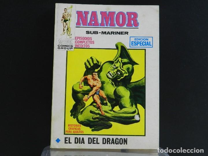 Cómics: NAMOR, EDICIONES VERTICE, VOLUMEN 1, COLECCIÓN COMPLETA. - Foto 12 - 158991670