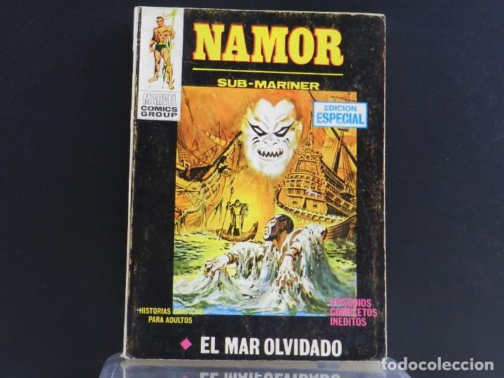 Cómics: NAMOR, EDICIONES VERTICE, VOLUMEN 1, COLECCIÓN COMPLETA. - Foto 14 - 158991670
