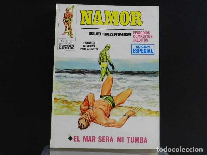 Cómics: NAMOR, EDICIONES VERTICE, VOLUMEN 1, COLECCIÓN COMPLETA. - Foto 16 - 158991670